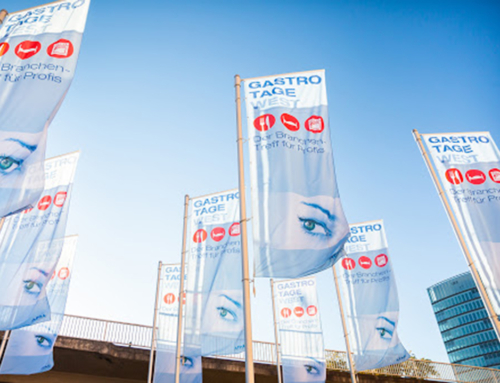 Wir sind bei GastroTageWest vom 11.-13. Oktober 2020